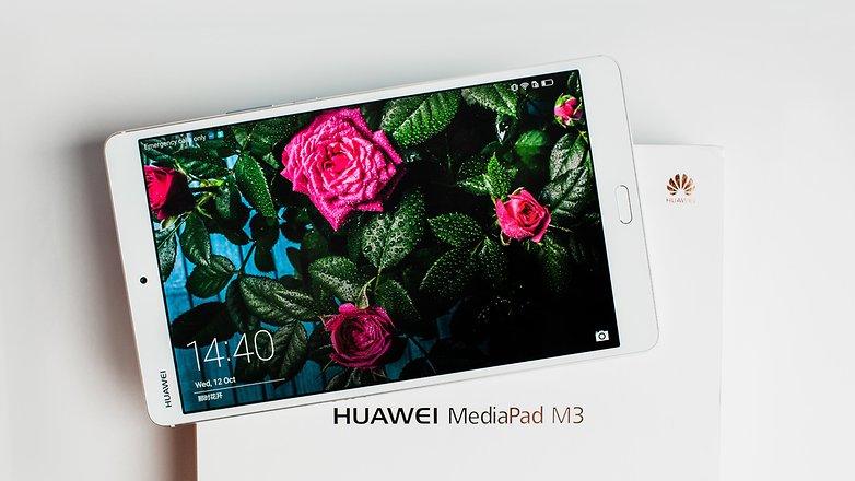 AndroidPIt huawei mediapad M3 9754