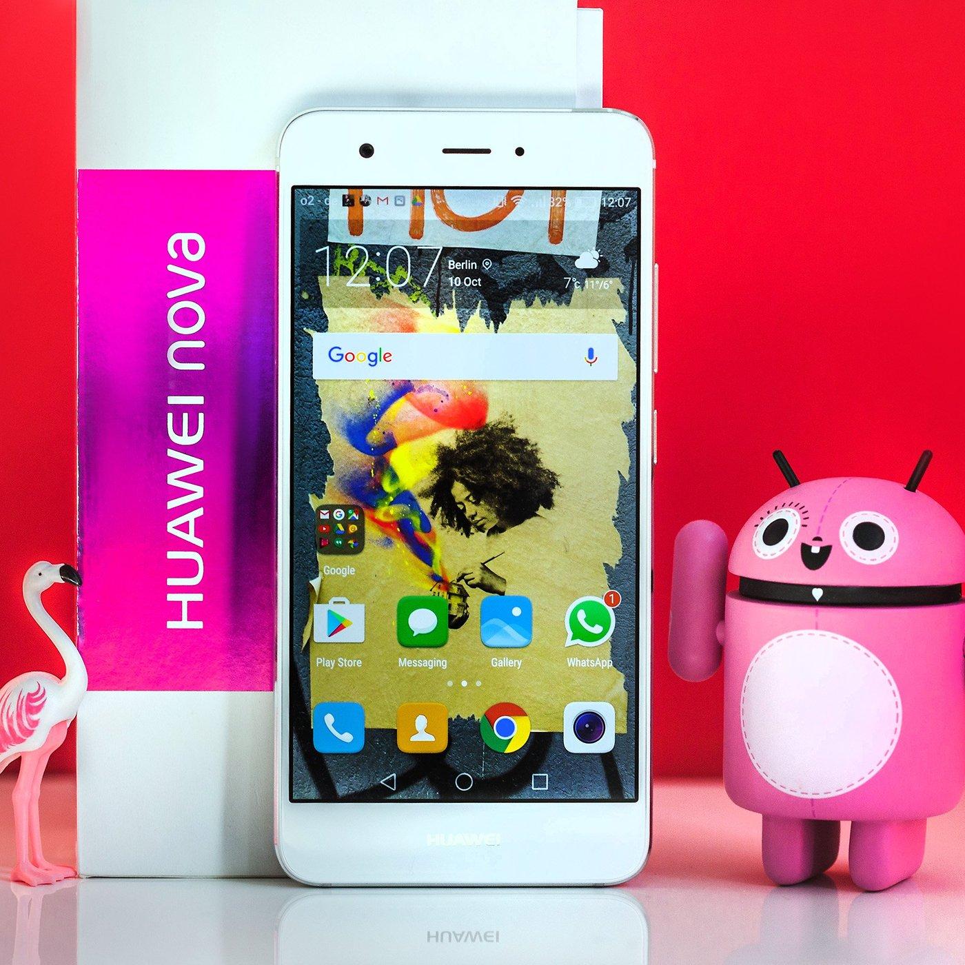 Huawei Nova Recensione Premium Nel Design E Nel Prezzo Androidpit