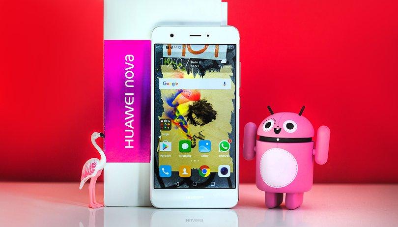Test du Huawei Nova : premium dans son design mais aussi dans son prix