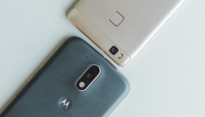 Moto G4 vs Huawei P9 Lite: Eternos rivales