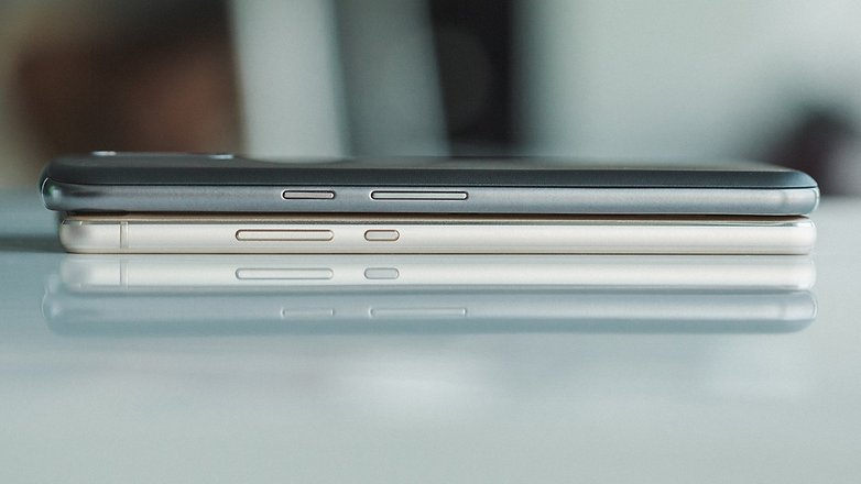 AndroidPIT huawei p9 lite vs moto g4 7104