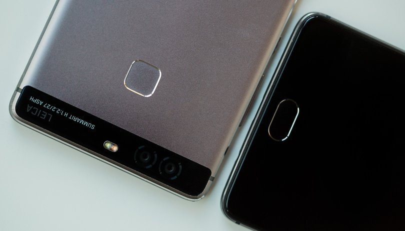 Test comparatif : OnePlus 3 vs Huawei P9