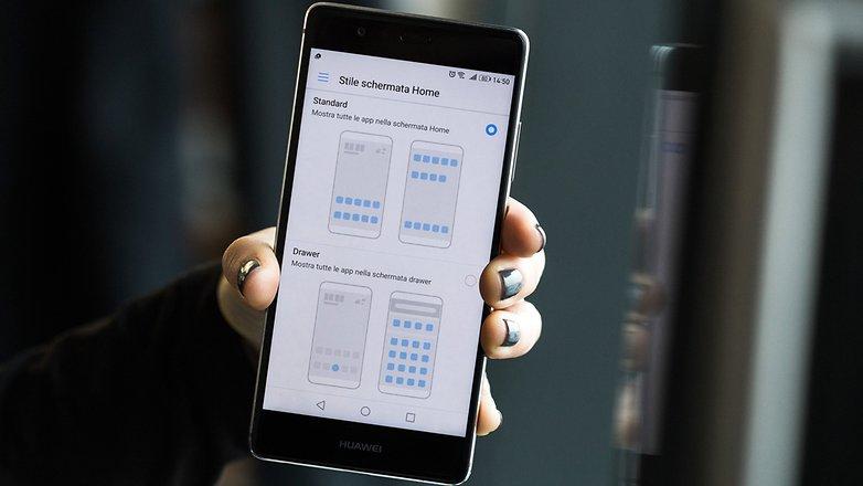 AndroidPIT ITA huawei p9 tips tricks 3930