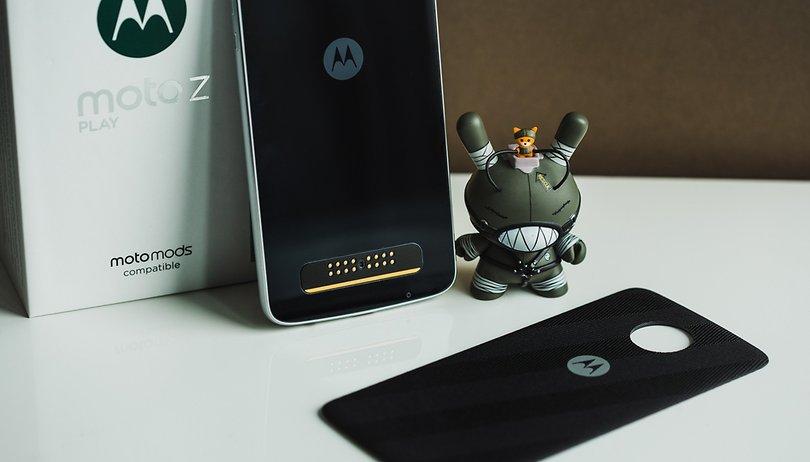 Lenovo Moto Z und Z Play erhalten Tango-Fähigkeiten via Moto Mod