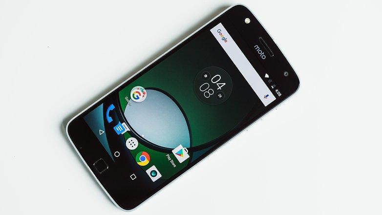 Lenovo Moto Z Play Screenshot
