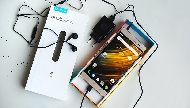 Lenovo Phab2 Pro im Kurztest: Außer Tango wenig Nutzen