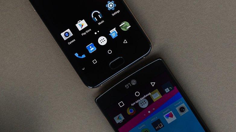 AndroidPIT lg g4 vs umi plus 0883