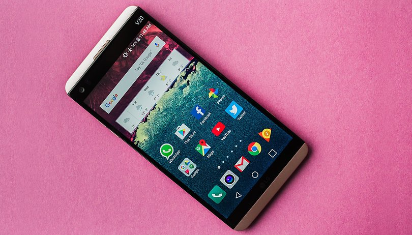 LG V20 review: the best smartphone for audiophiles