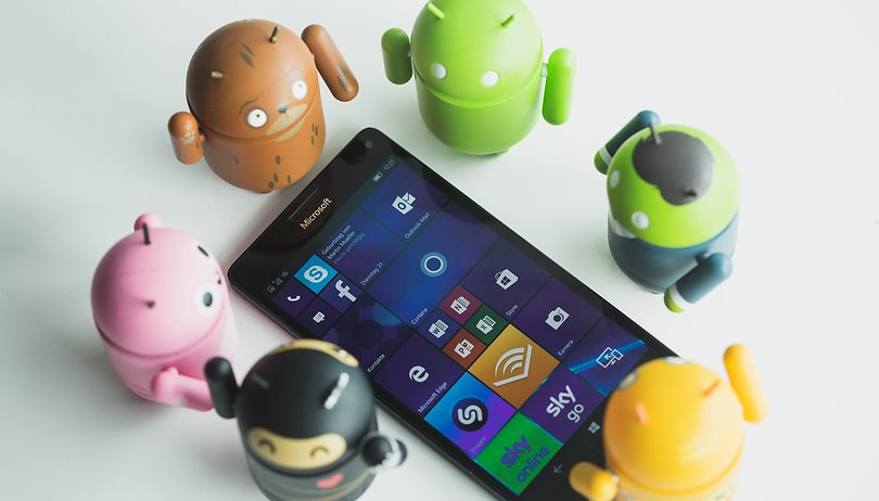 Android ha bisogno di queste 5 feature di Windows 10 Mobile