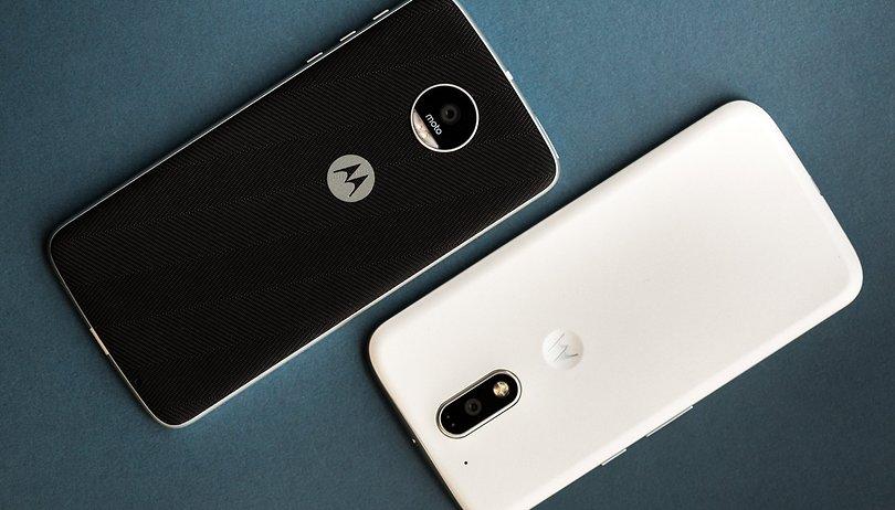 A Motorola não está trocando Moto G4 Plus defeituoso pelo Moto Z Play