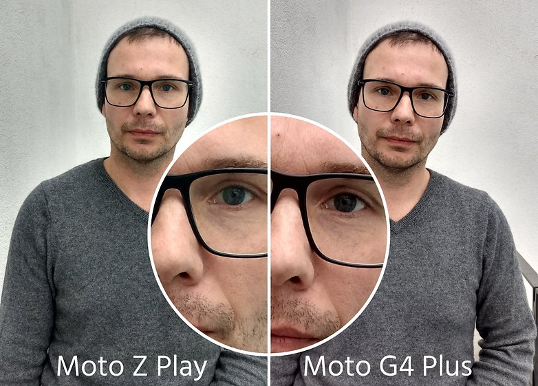 moto z play vs Moto g4 plus camera test