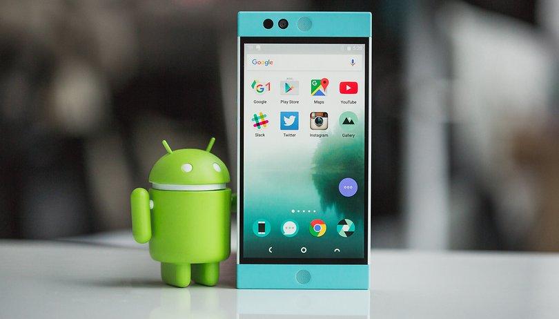Test du Nextbit Robin : le smartphone avec 100 Go de mémoire ?