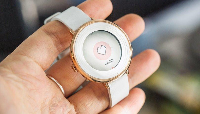 Smartwatch Pebble Time Round im Test: Pebble kann auch schick