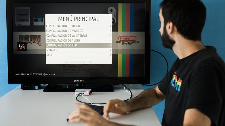 AndroidPIT retro console 3031