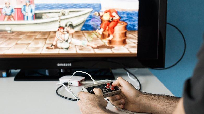 AndroidPIT retro console 3098