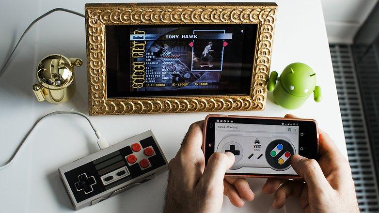 AndroidPIT retro console 3227
