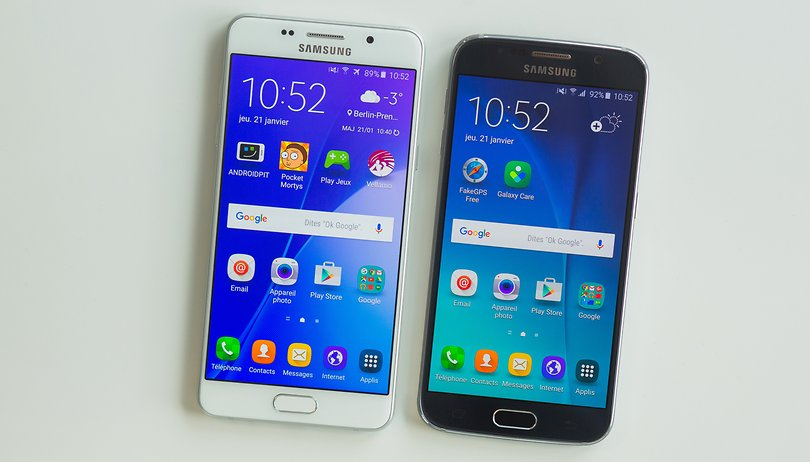 Samsung fonce-t-il dans un mur avec sa gamme A?
