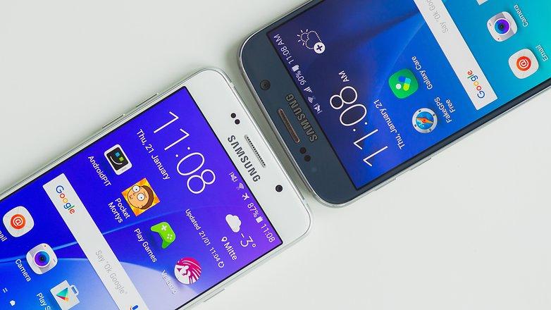 AndroidPIT samsung galaxy a5 2015 vs samsung galaxy s6 5