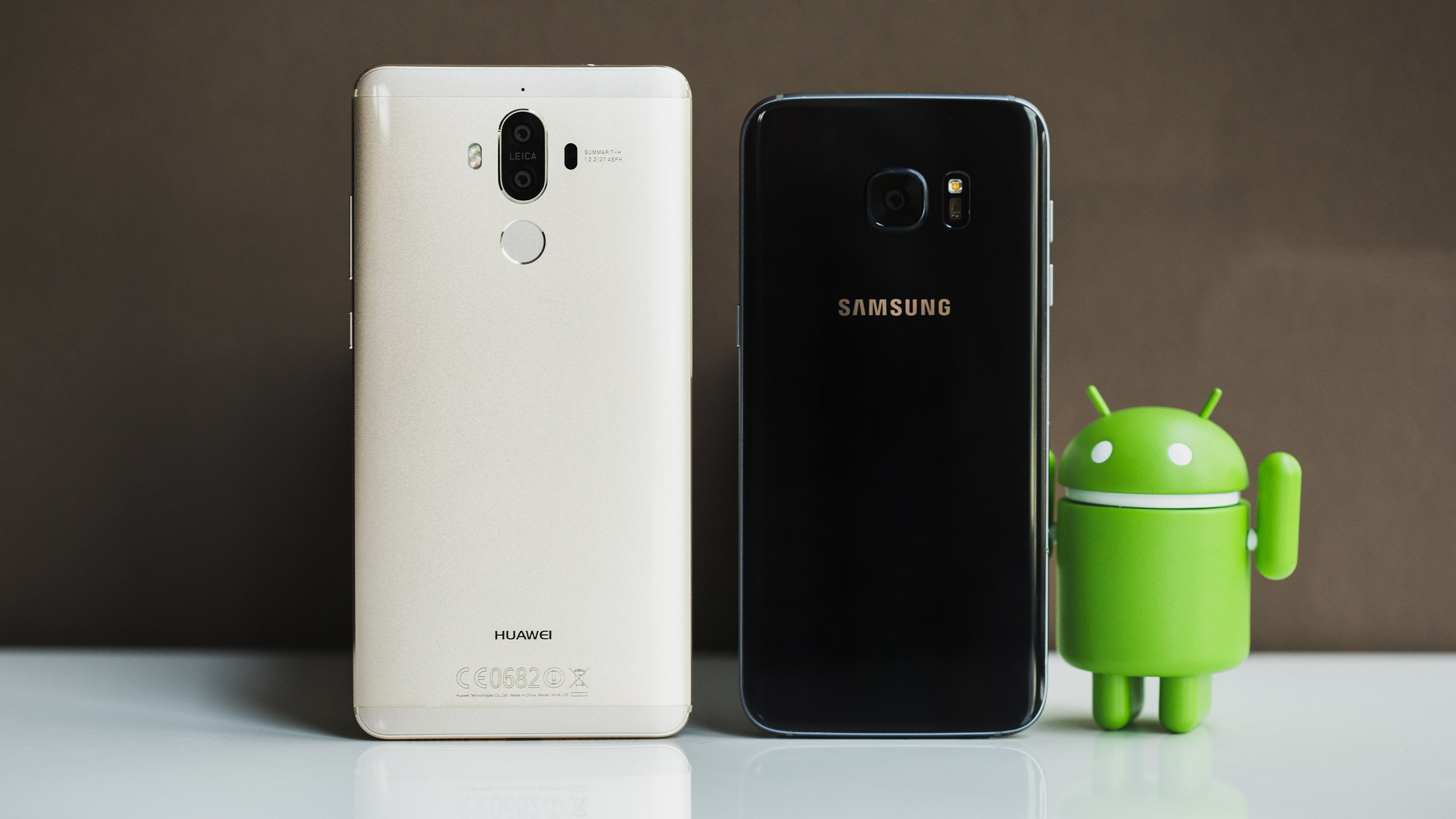 huawei mate 9 vs samsung galaxy s7 edge not always better androidpit. Black Bedroom Furniture Sets. Home Design Ideas