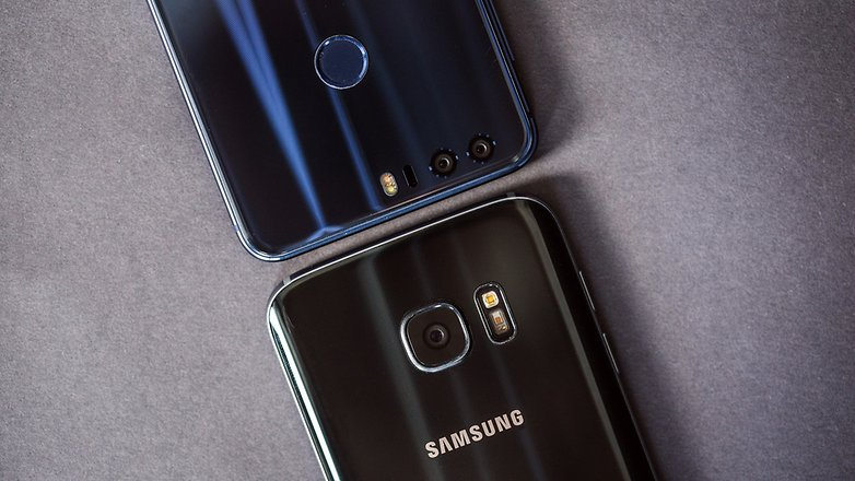 AndroidPIT samsung galaxy s7 vs honor 8 2728
