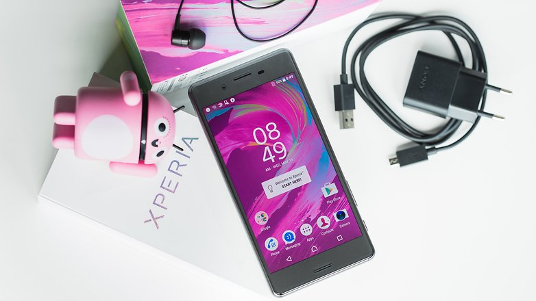 AndroidPIT sony xperia x performance 1066