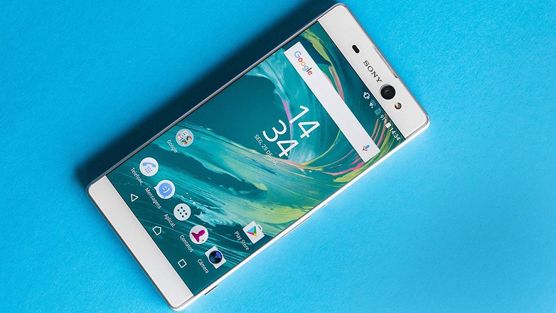AndroidPIT sony xperia x 2788 ultra review