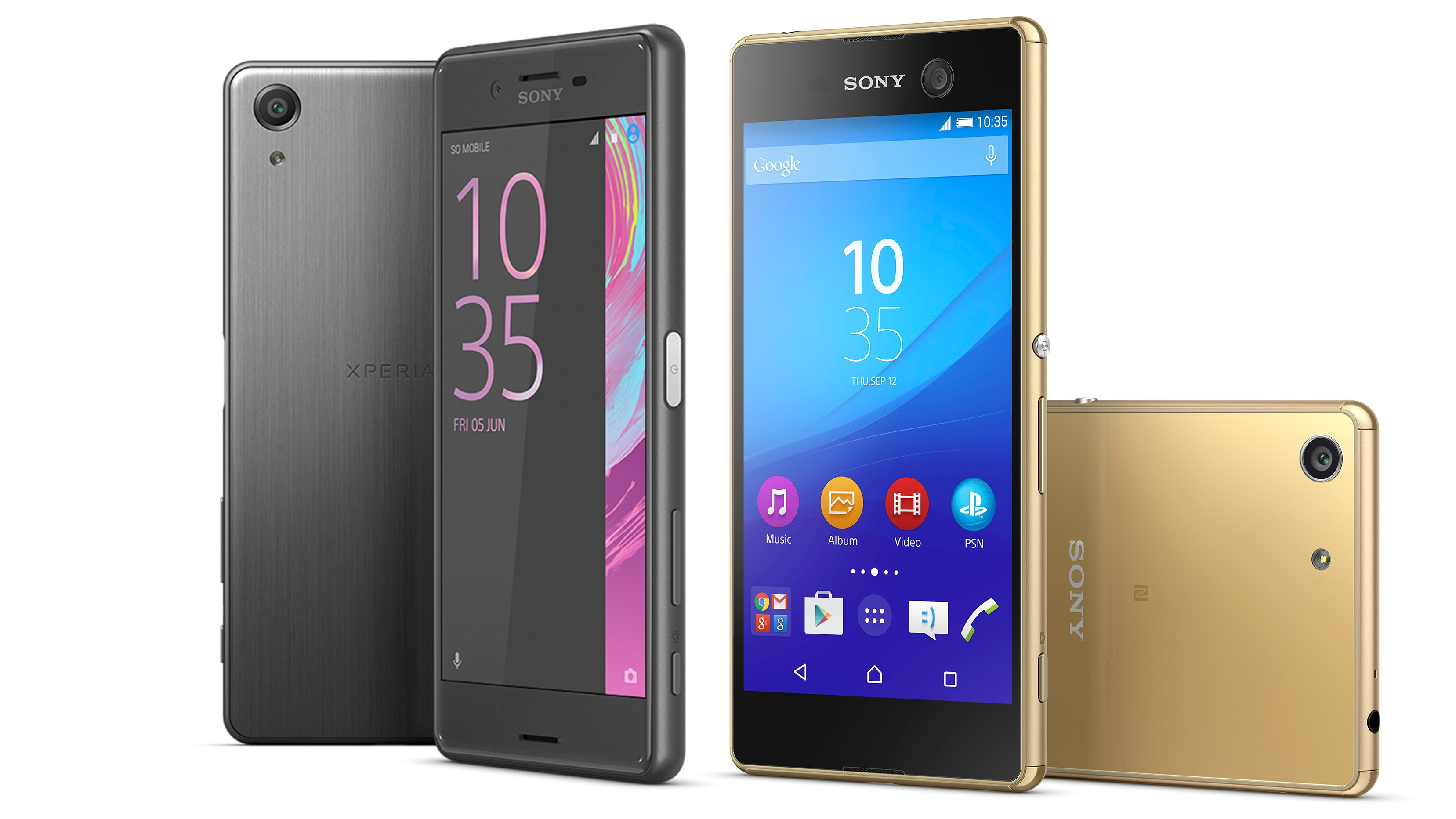 sony xperia m5 vs sony xperia x disputa en la gama media androidpit. Black Bedroom Furniture Sets. Home Design Ideas