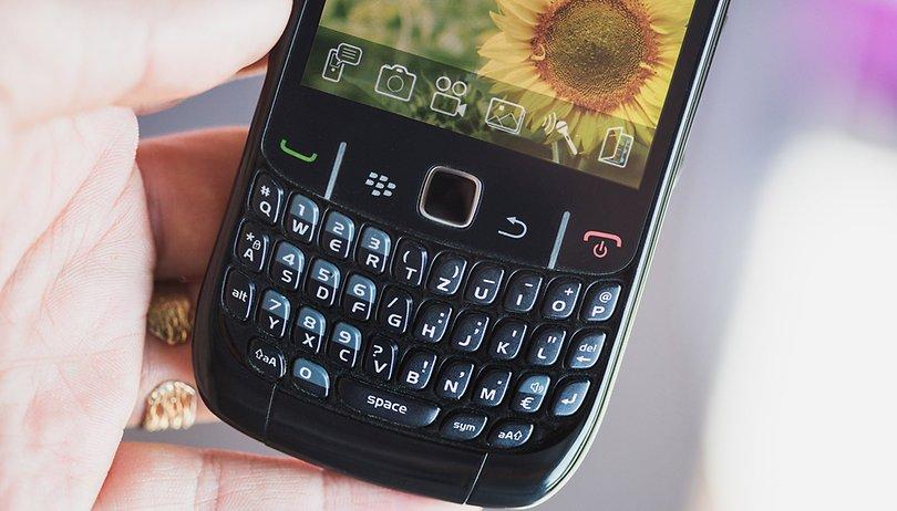 #TBT: Assim eu comprei meu primeiro smartphone, um BlackBerry
