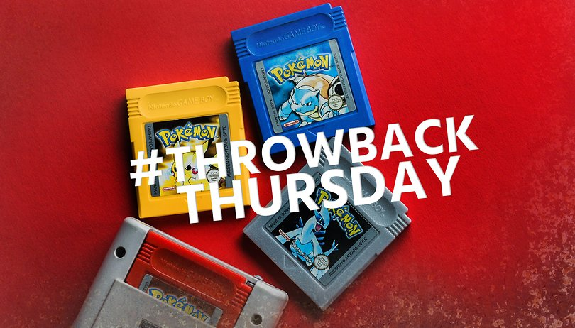 #ThrowBackThursday: The first time Pokémon was cool
