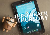 #ThrowbackThursday: How it all began with the Samsung Galaxy Tab
