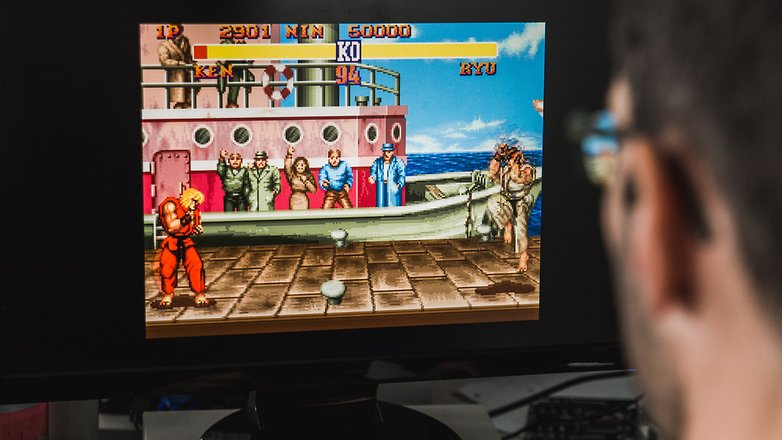 AndroidPIT throwback thursday street fighter 2 6989
