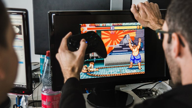 AndroidPIT throwback thursday street fighter 2 7022