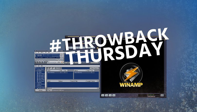 #ThrowbackThursday: Winamp, it really whipped the llama's ass
