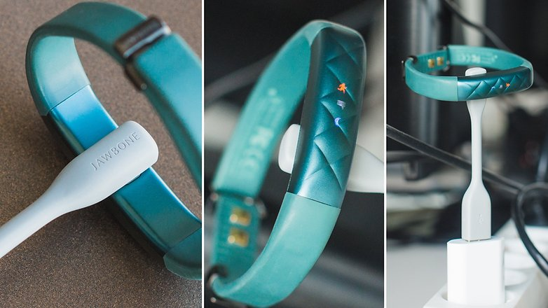 AndroidPIT up3 fitband jawbone 3957