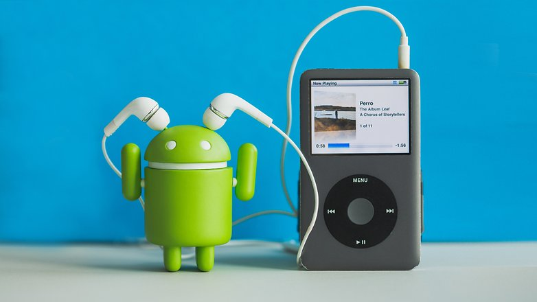 AndroidPIT iTunes on Android 1