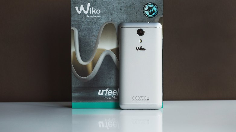 AndroidPIT wiko ufeel prime 1233