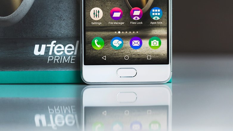 AndroidPIT wiko ufeel prime 1241