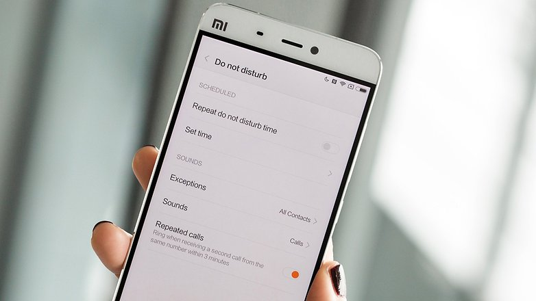 AndroidPIT Xiaomi Mi 5 tips and tricks 0274
