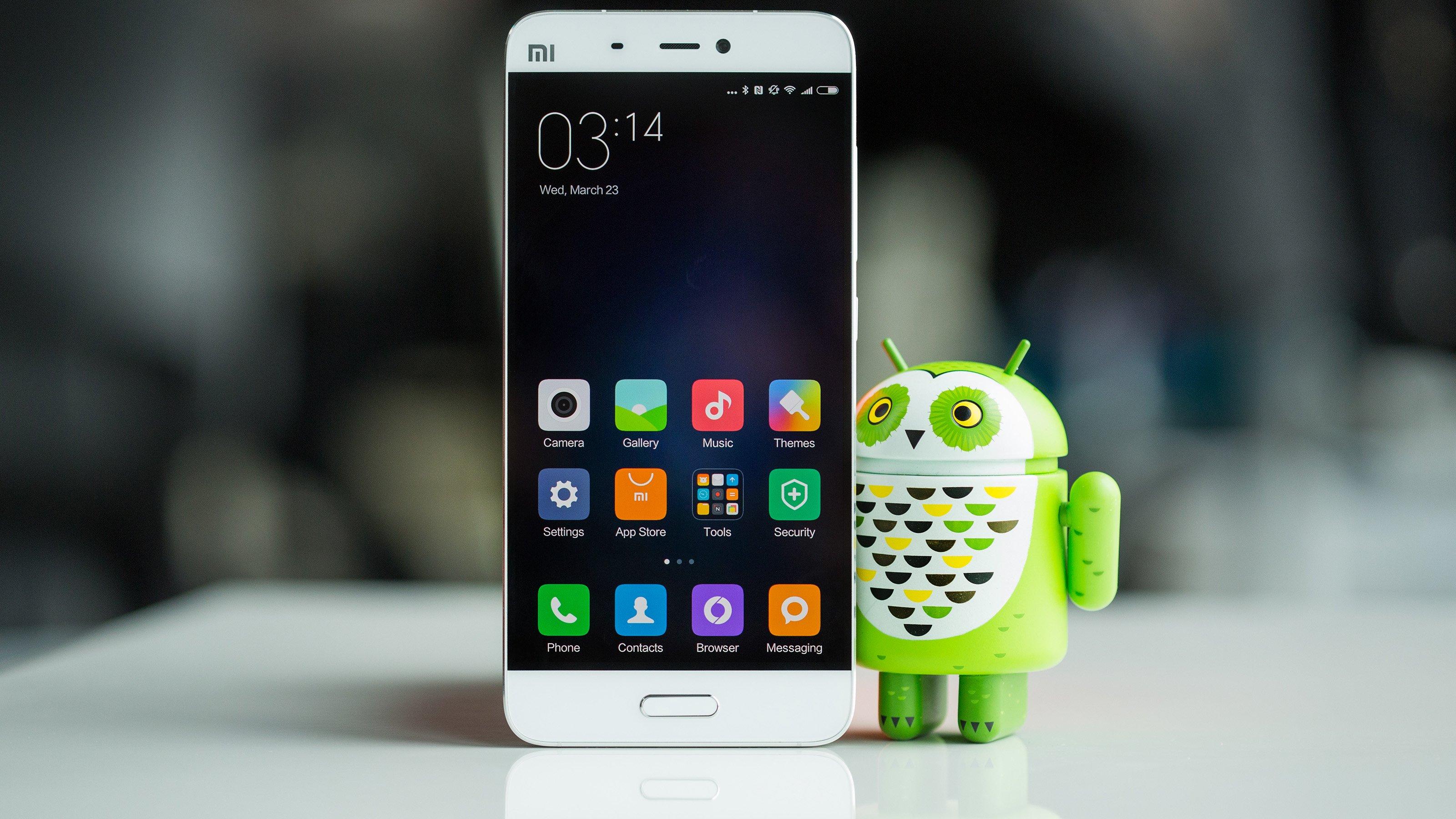 Test Du Xiaomi Mi 5 Un Grand Potentiel Quelque Peu Gache