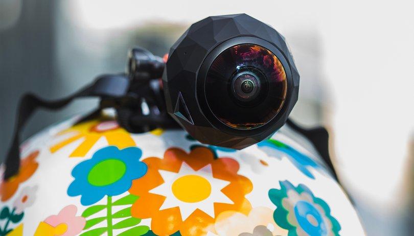 360fly 4K: Test der hochauflösenden 360-Grad-Kamera