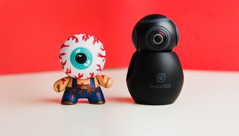 Fotocamera Insta360 Air recensione: video lowcost a 360°