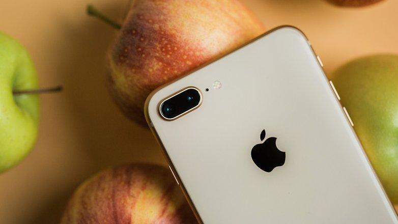 apple iphone 8 plus im test design von gestern aber. Black Bedroom Furniture Sets. Home Design Ideas