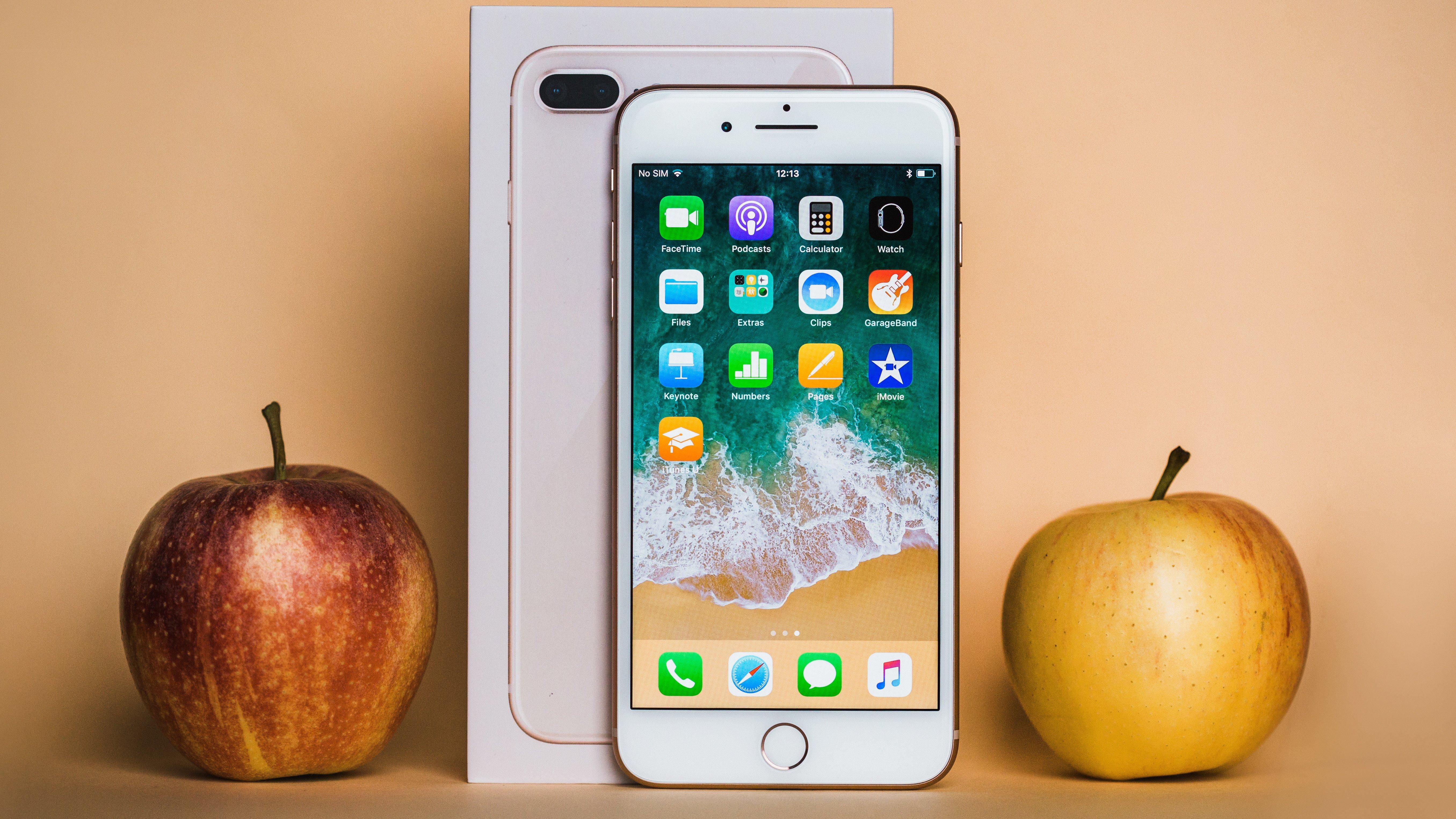 Apple iPhone 8 Plus im Test: Design von gestern, aber Technik von ...