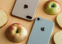 Apple iPhone 8 und 8 Plus ausgepackt