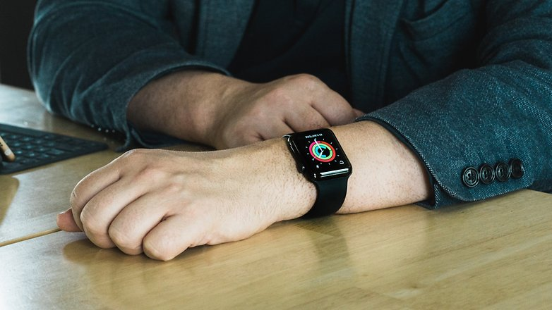 AndroidPIT apple watch wearable smartwatch 0392