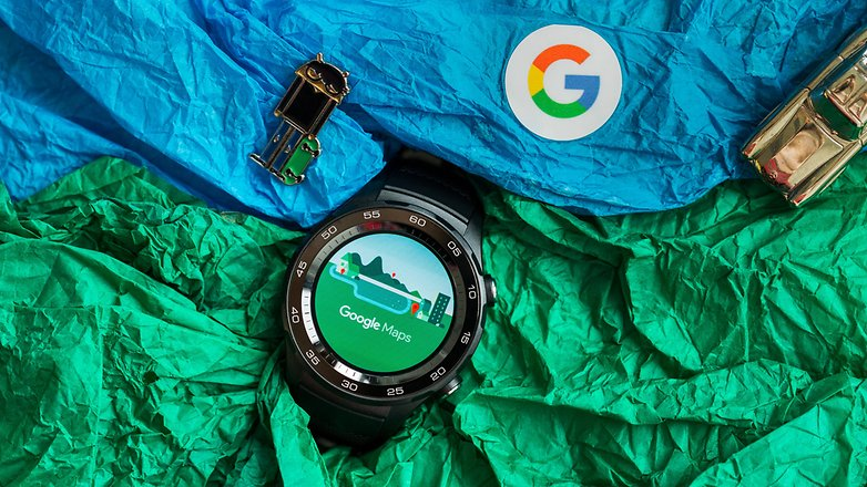 AndroidPIT huawei watch 2 3508
