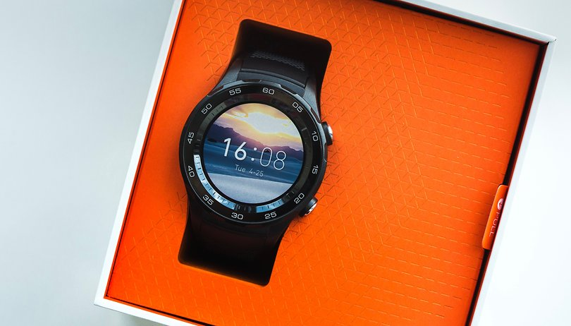 Huawei Watch 2 review: a sporty successor with a lot of new features