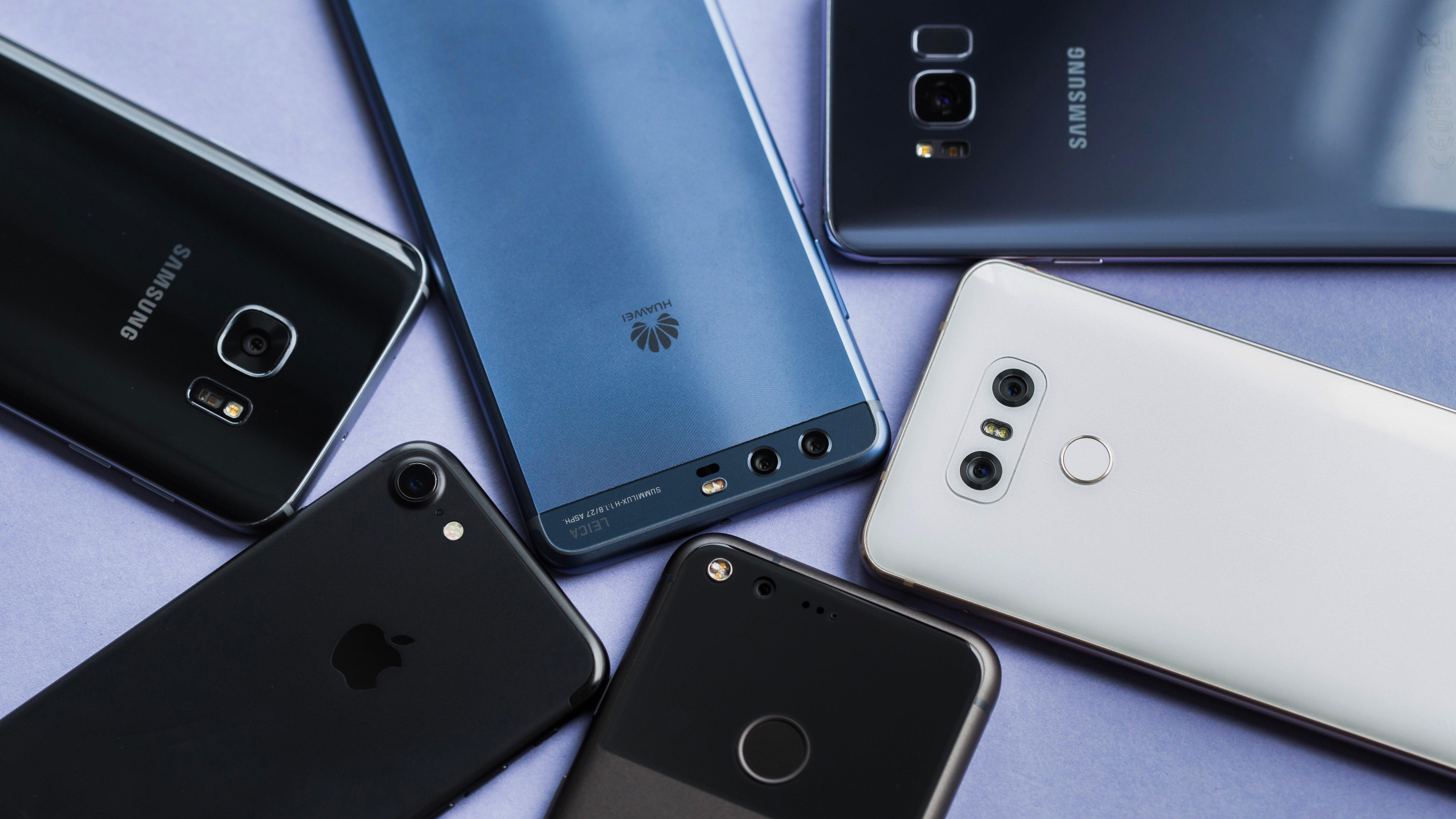 Qual per voi il miglior smartphone del 2017 votate for Smartphone migliore fotocamera 2017
