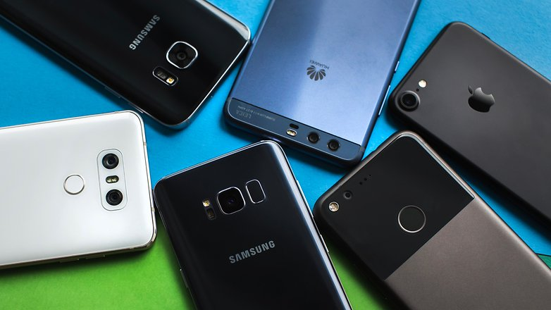 AndroidPIT BEST SMARTPHONES 2017 2717