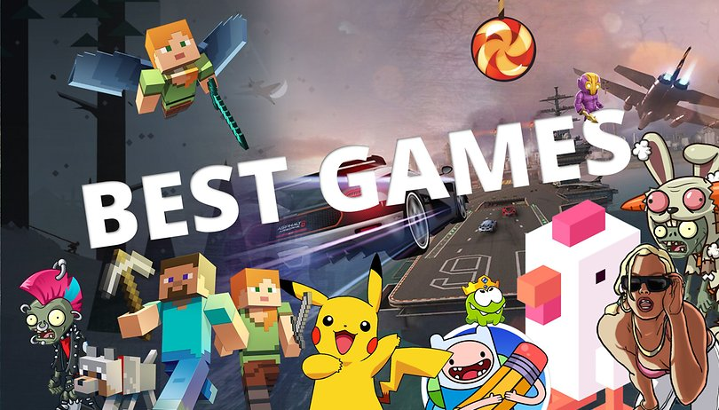 The best Android and iOS games in 2020